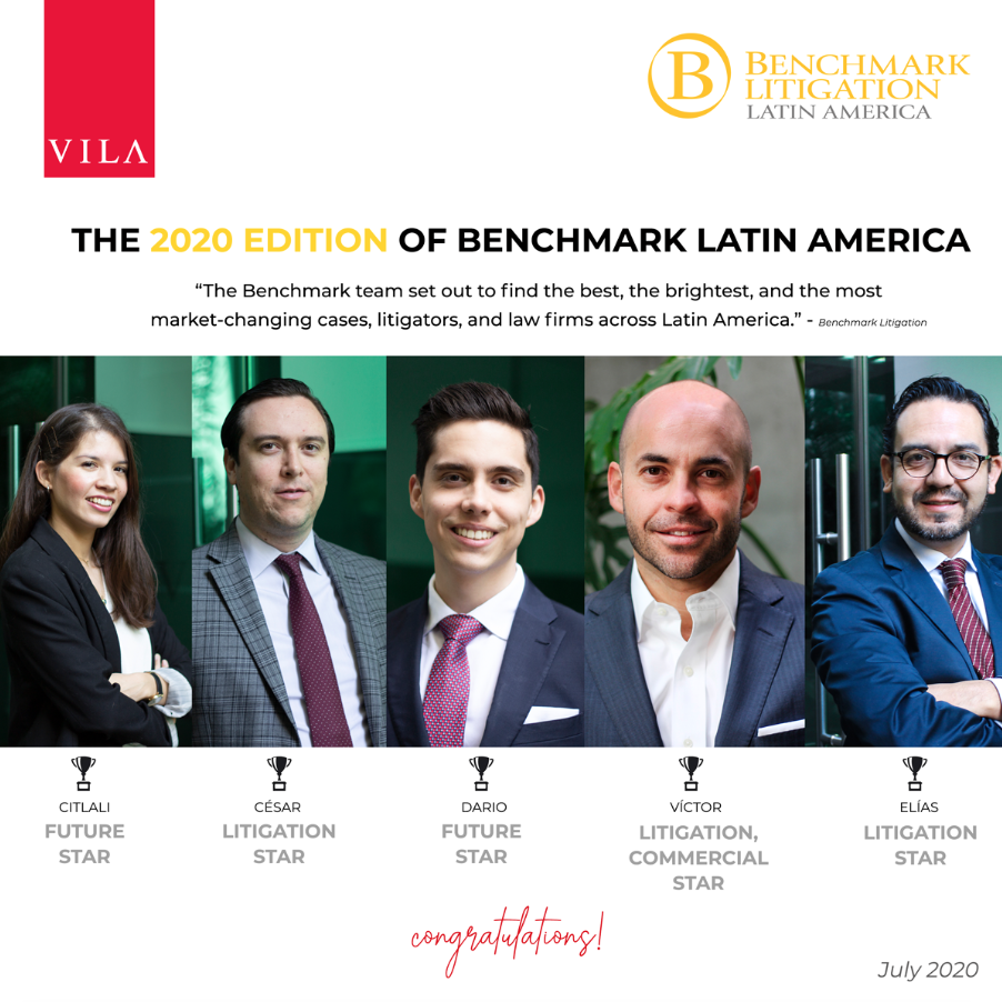 BENCHMARK LATIN AMERICA 2020 EDITION